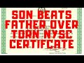 COMEDY VIDEO: NYSC CERTIFICATE