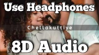 Chellakuttiye song - (8D Version) | Avastha | Official song | Jecin George | Pearle Maaney