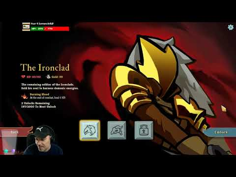 Slay the Spire!  Getting owned and Loving it (Live Stream VOD)