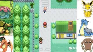 Pokemon fire red #ep8 ultimo ginásio e gary
