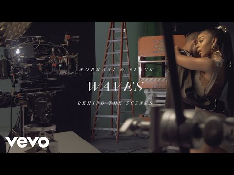 Normani - Waves Behind The Scenes feat 6LACK