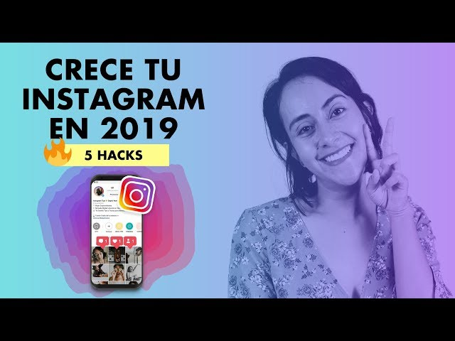 🔥 5 Tips Para Ganar Más Seguidores en Instagram este 2019 | Instagram Marketing | Diana Muñoz