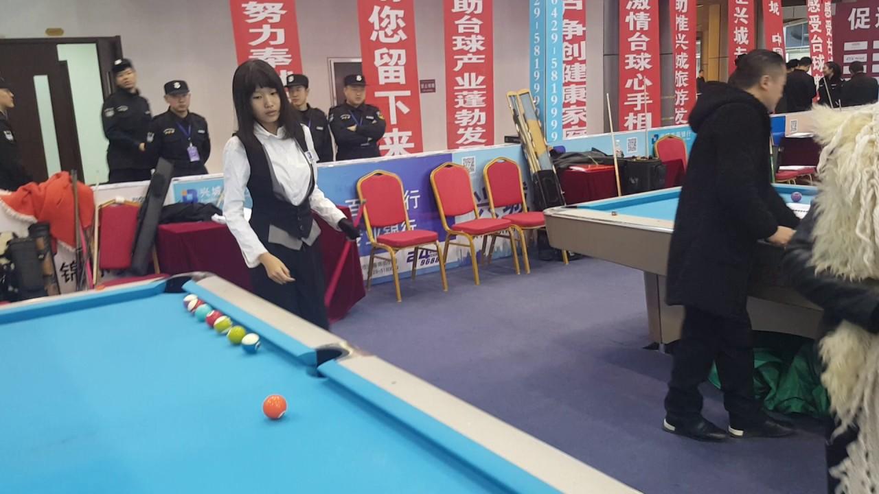 Simon 雄哥~2017瀋陽17歲女跳球成功 - YouTube