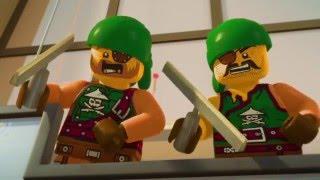 The Tall Tale of Sqiffy & Bucko - LEGO Ninjago: Sky Pirates - Mini Movie
