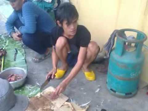 Sadiss.... kanibal dari lombok.. membunuh dan memakan temen sendiri