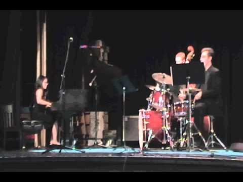 "Alice Mar-Abe solo at Lionel Hampton 2014 - ""Tenderly"""