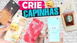 CRIE CAPINHAS LEGAIS PARA CELULAR USANDO CAPINHAS VELHAS thumbnail
