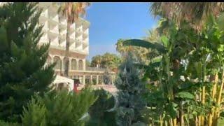 Adora Golf Resort Hotel 5 Белек Обзор отеля 01 08 2021