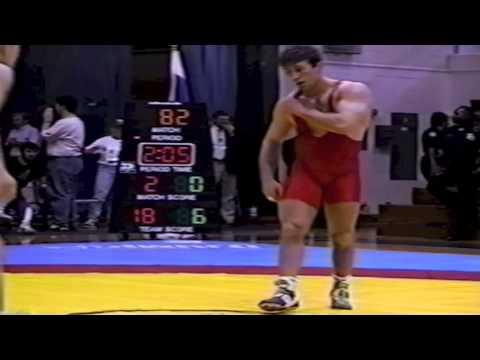 1995 World Cup: 82 kg Roustam Kelekhsaev (RUS) vs. Hidekazu Yokoyama (JPN)