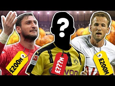 Footballers Who Could BREAK The Transfer Record XI!