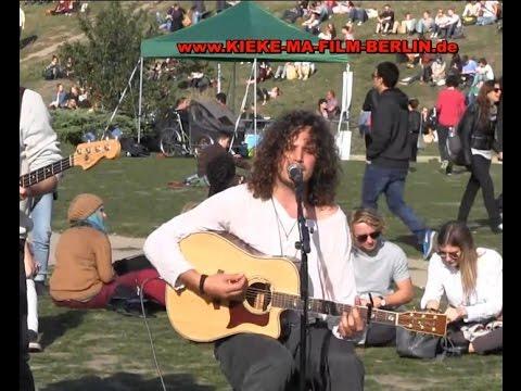Mauerpark Berlin - Musikalischer Rundgang * Musical walk 27.09.2015