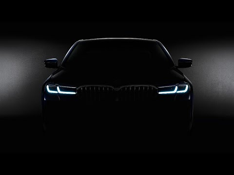 World Premiere Of The New BMW 5 Series And BMW 6 Series. #THE5 #THE6