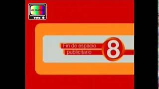 Fin EP - Canal 8 San Juan 2015