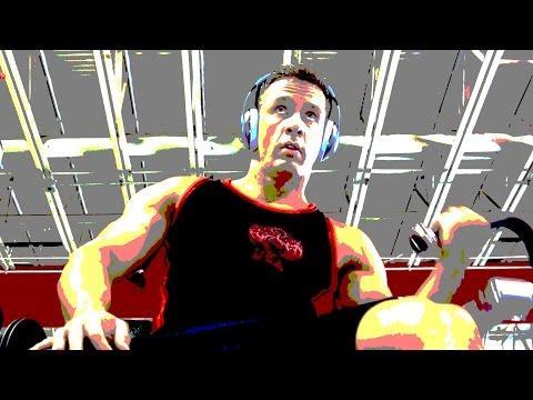 The Arm Training Philosophy of Ryan Weber — IFBB Pro