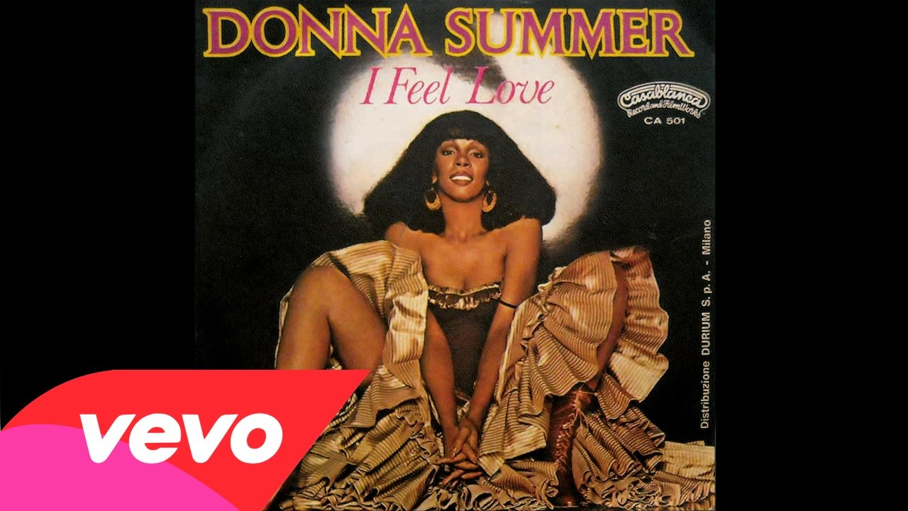 Donna Summer - I Feel Love (Audio)