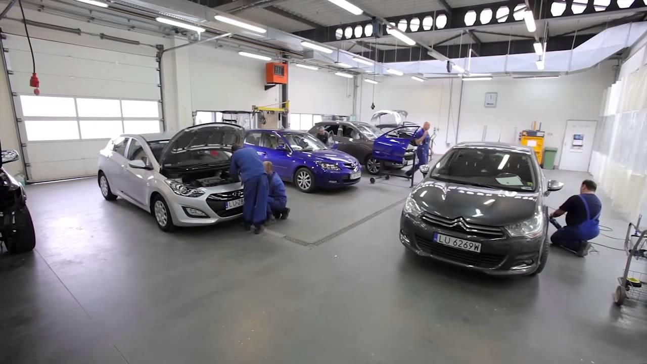 AUTO BROKER Hyundai Lublin