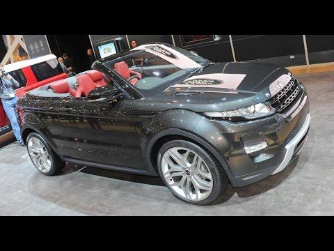 Popcaan S Brand New 2017 Drop Top Range Rover Evoque