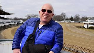 Autism Inside Out - Thoughts about my journey -  on location at the race track