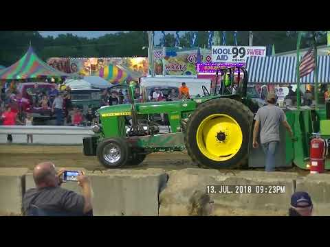 Repeat V8 MODIFIED TRACTORS pulling at Rockville September