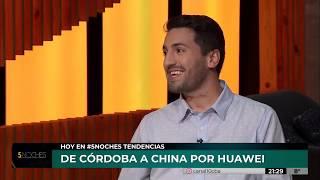Cuatro estudiantes de Córdoba ganaron una beca en China (parte 1)
