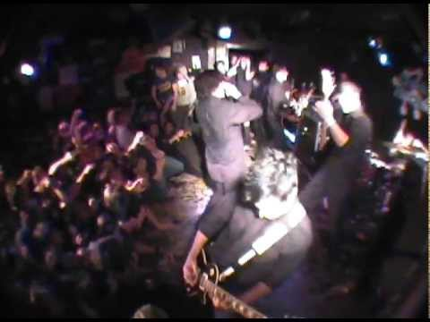 SAOSIN - Anthony Green - full set (HD audio) @ chain reaction 11/22/2003