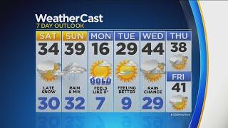 1/18 Evening Forecast