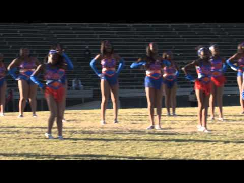 Garden City Panthers 2011 Battle Of The Bands Augusta,Ga HD