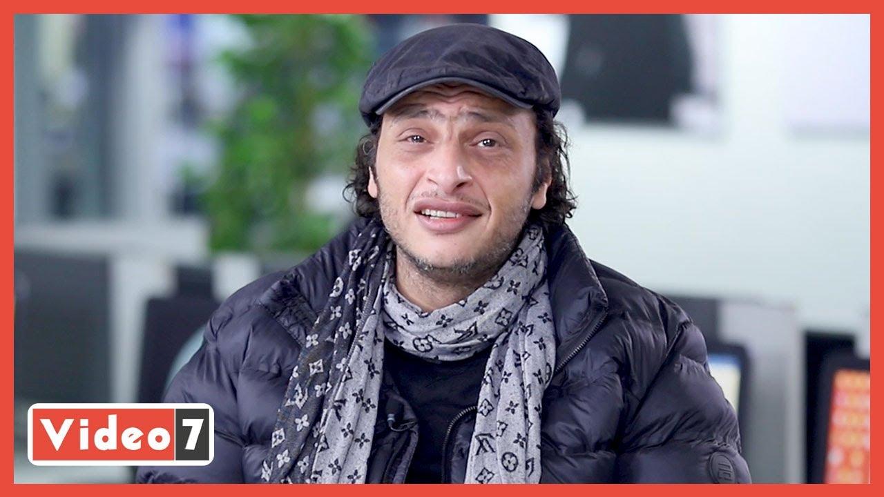 الفنان وائل الفشنى فى لقاء الصدمات على تليفزيون اليوم السابع .. انتظرونا  - 17:01-2021 / 1 / 18