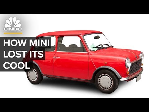 How The MINI Cooper Lost Its Cool