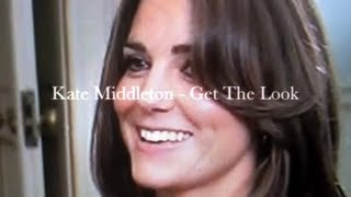 Kate Middleton's make up tutorial - princess make up! Thumbnail
