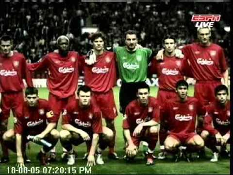 Nokia Football crazy Season 2 debut 2005