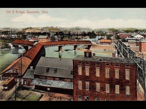 Vintage Scenes Of Zanesville, Ohio