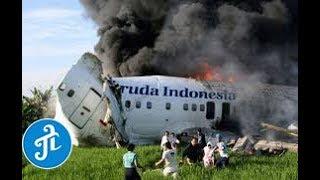 Tragedi Kelam Garuda Indonesia di Jogjakarta 2007