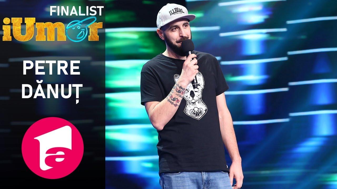 Petre Dănuț este cel care merge în finala iUmor! Delia, votul decisiv!
