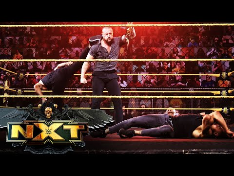 5-Way TakeOver: In Your House Face-Off: WWE NXT, June 8, 2021
