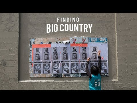 Vancouver Grizzlies Doc - Finding Big Country