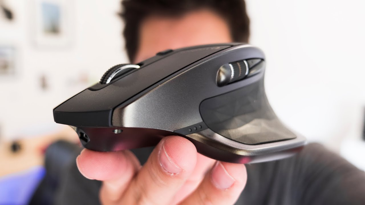 Logitech Performance Mouse MX Review - YouTube