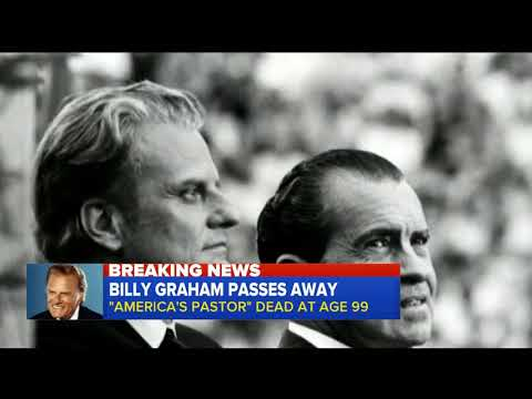 Evangelist Billy Graham has died at the age of 99   Special Report