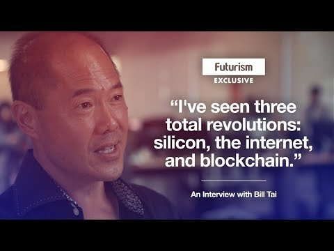 Bill Tai: The Promise of Blockchain - YouTube