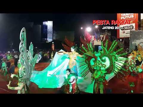 PARADE SENI BUDAYA JAWA TENGAH l PESTA RAKYAT JATENG ( JEPARA )