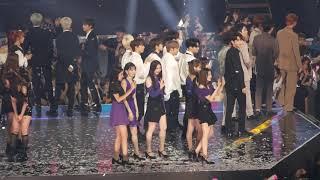 2019 MGMA : ENDING - 아이즈원 (IZ*ONE), 트와이스 (TWICE), 있지 (ITZY)