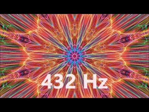 Deep 432 Hz  Mindfulness Meditation Music | Heal + Radiate + Levitate