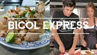 Bicol Express by Solenn and Erwan Heussaff