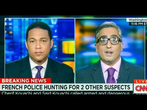 Don Lemon To Human Rights Lawyer: Do You Support ISIS?