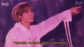 BTS - LOVE MAZE Live Performance [INDO SUB]