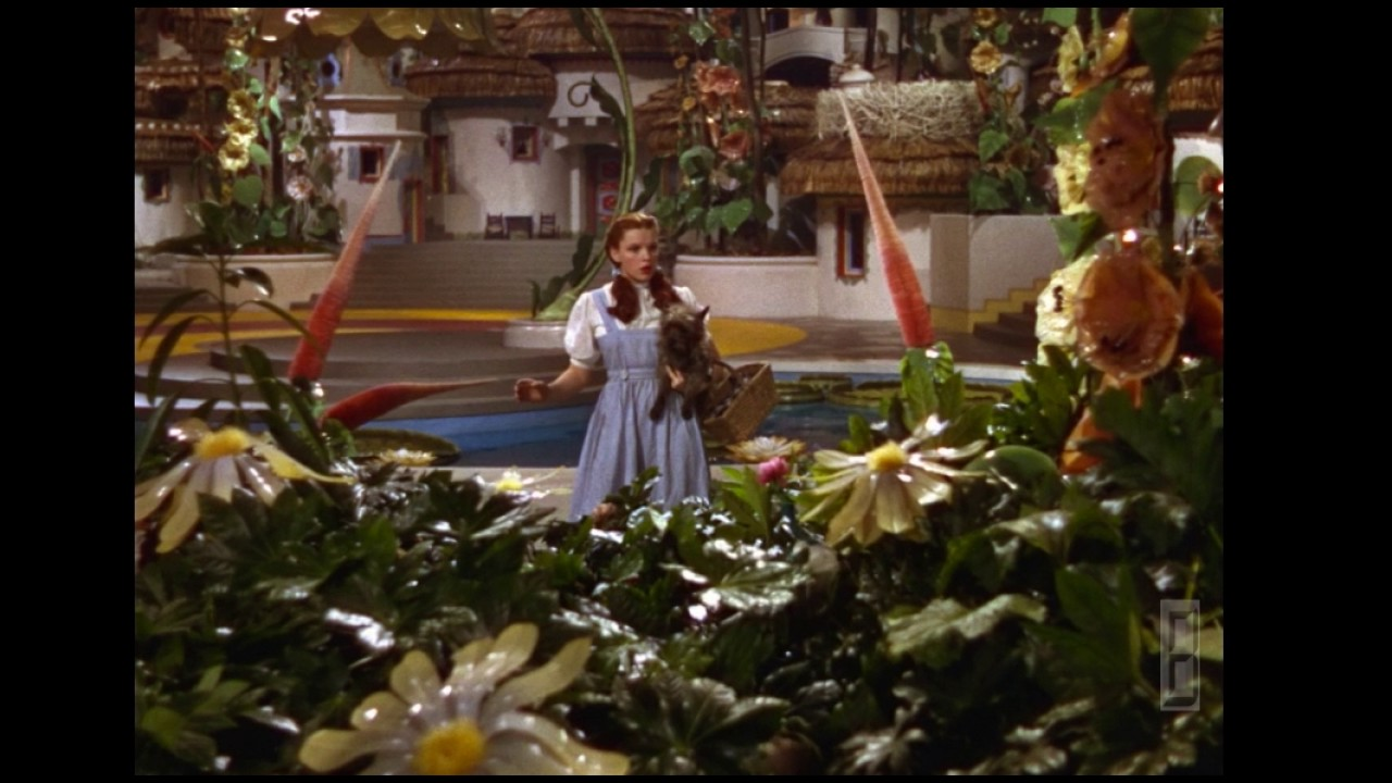 Toto Ive Feeling Were Not In >> Toto We Re Not In Kansas Anymore The Wizard Of Oz 1939 Youtube