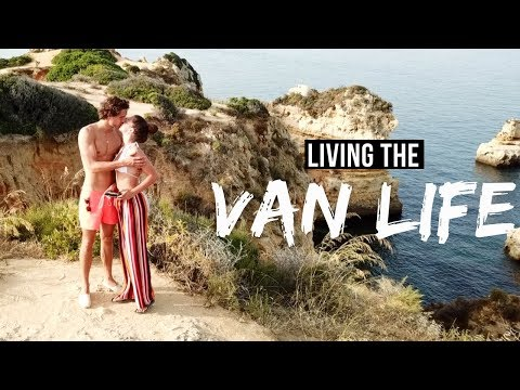 ON VIT DANS UNE VAN AU PORTUGAL (aka Best Roadtrip EVER)   Vlog 42