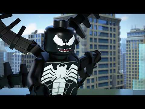 Trailer 🎥 LEGO Marvel Spider-Man Vexed By Venom  Disney XD