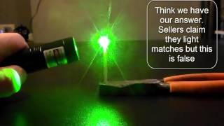 2000mw Powerful Green Laser Pointer - From Aliexpress