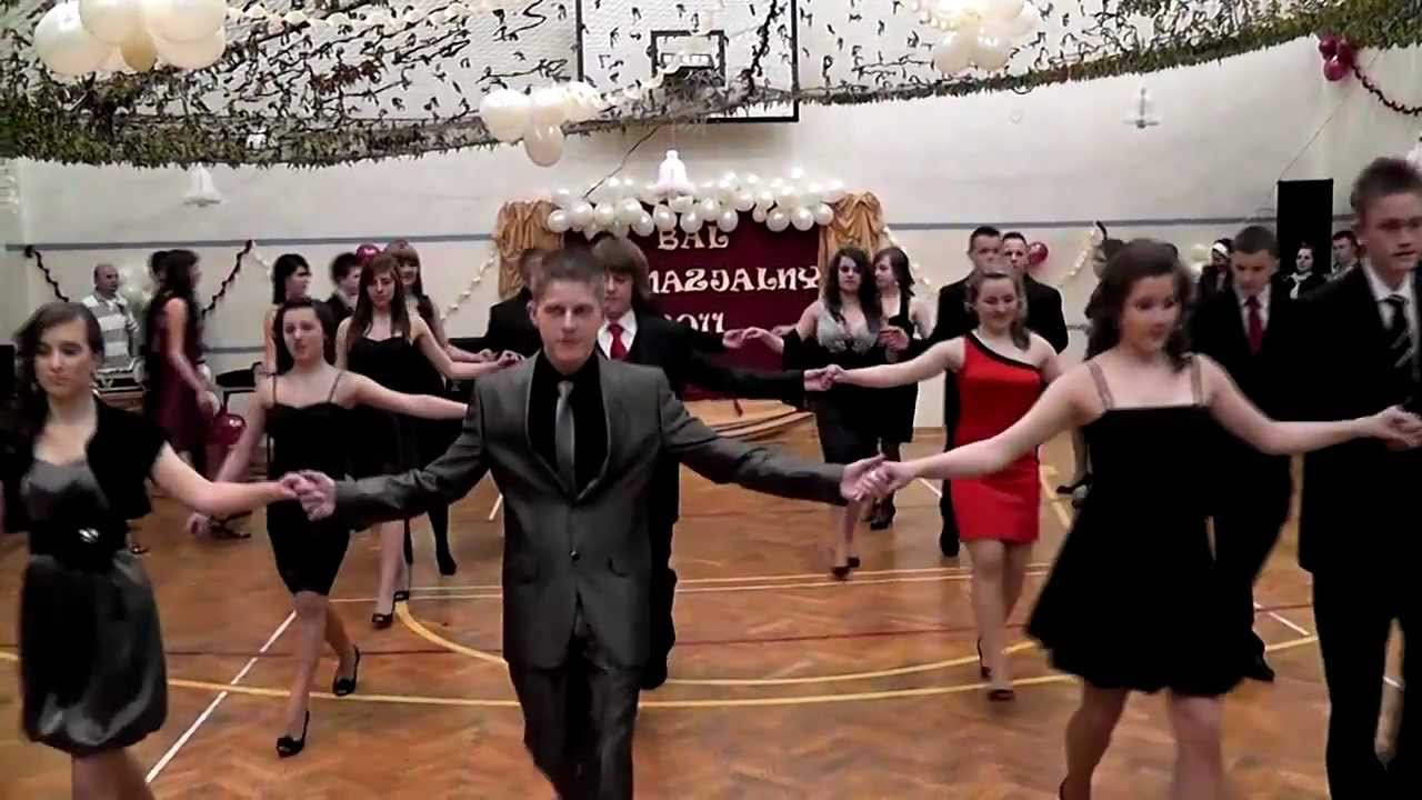 ee9d2a6af2 Bal Gimnazjalny 2011 Wola Mielecka - YouTube
